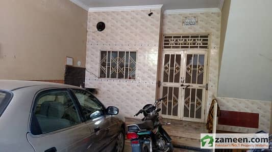 10 Marla House For Sale In Army Officers Colony Near DHA Link Road