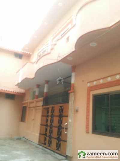 Brand New 4 Marla House Double Story Alhadi Town Beautiful Solid Safe