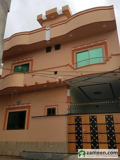 New 4 Marla Double Storey Corner House for Sale In Al Hadi Town Sialkot