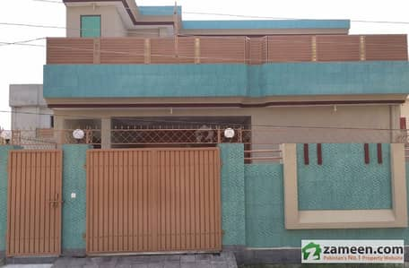 Two Storey Beautiful House In Sheikh Maltoon Town - Sector T