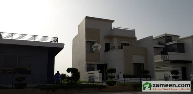 Fazaia Housing Scheme Karachi  125 Sq Yd Double Storey Bungalow