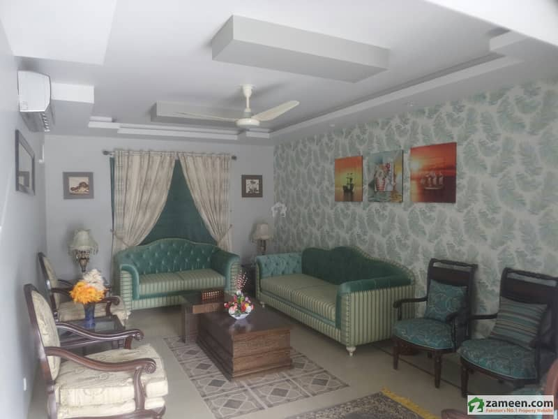 3 Bedroom Luxury Apartment In Fazaia Housing Karachi