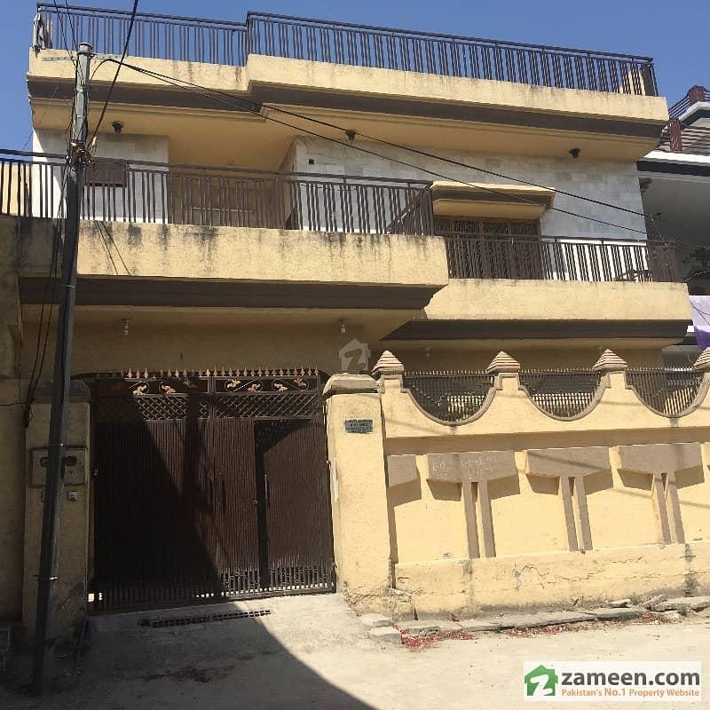 Rawalpindi Streets: House For Sale At Shally Valley Rawalpindi Shalley Valley
