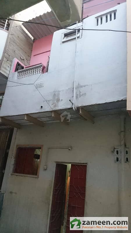 Hot Deal 3 Bed Room Ground One House In Baldia Town No 4