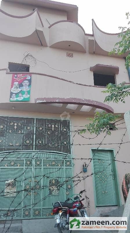 4 Marla Double Storey Beautiful House At Prime Location Near Harbnspura
