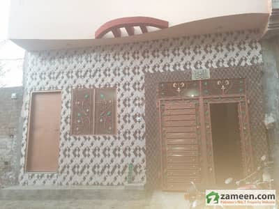 2. 25 Marla Newly Build House Fully Marbled In Good Location