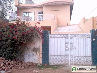 1 Kanal Beautiful 3 Bed Ground Floor In Peer Khurshid Colony