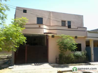 Double Storey 5 Marla House For Sale In Khursheed Town City Area