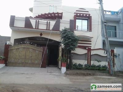 10 Marla House For Sale In Shadab Town