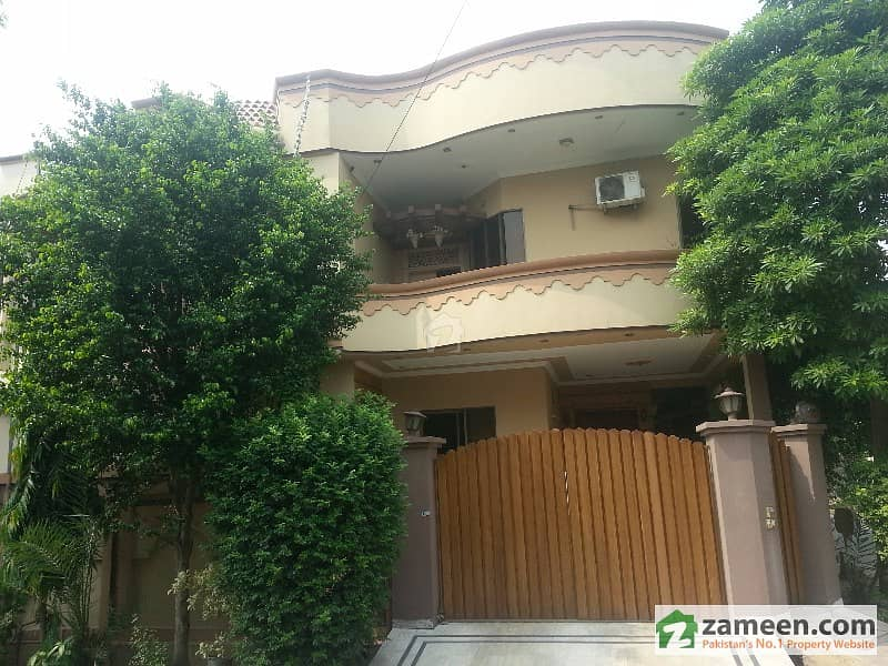 10 Marla House For Sale Wapda Town - Block A2, Wapda Town