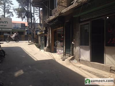 Shop For Sale In Abbbottabad Main City