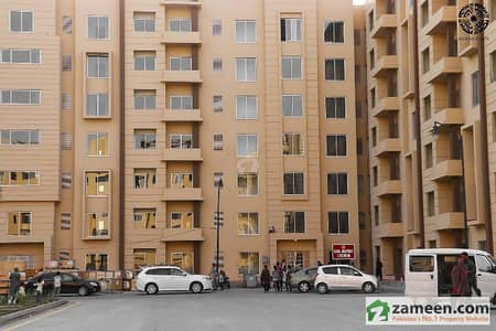 With Key Full Paid Bahria Apartment Available For Sale