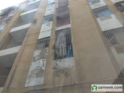 Flat For Sale At Vip Block Of Chapal Garden Abul Hassan Isphani Road