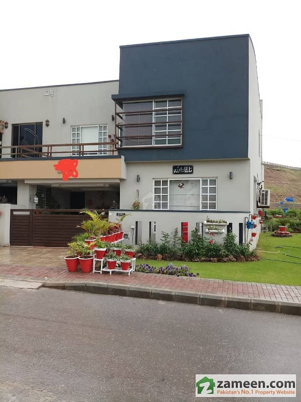 6 Marla Beautiful House For Sale Corner