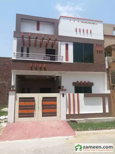 4 Marla Double Story Brand New House At Al Razzaq Villaze Phase 1