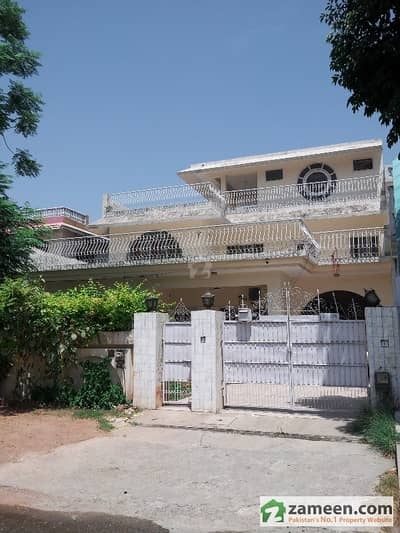 House In G-10/4 Islamabad For Sale On Low Price