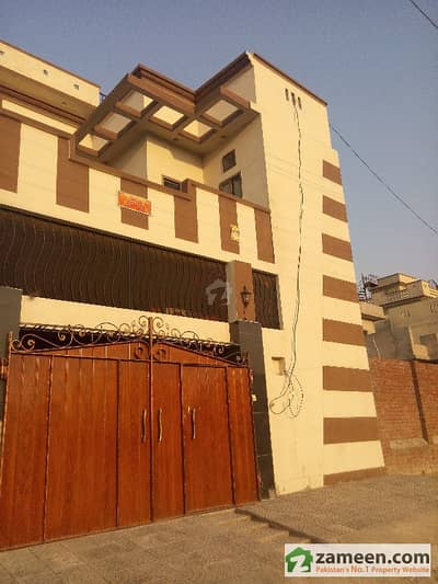 6 Marla Double Storey House For Sale On Kashmir Road