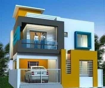 5 Marla Double Storey Houses