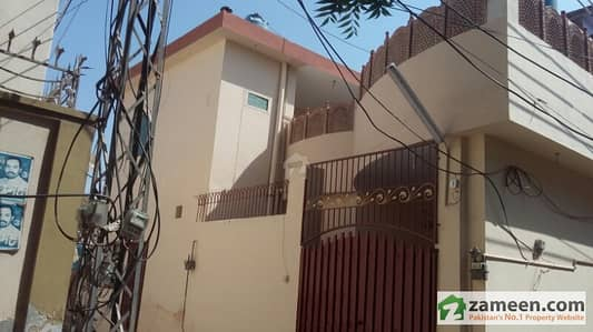 4. 75 Marla Double Storey House For Sale