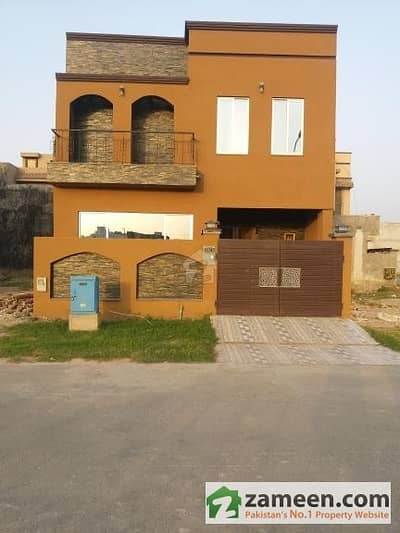 5 Marla House For Sale In Woods Block In Paragon City Barki Road Lahore