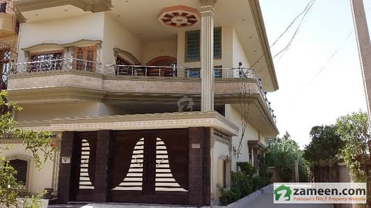 Corner Bungalow For Sale In Gulshan E Fatima Phase 2