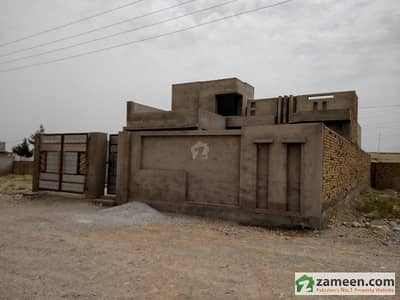 Newely Constructed 3700 Ft House In Quetta Avenue Spinny Road Quetta