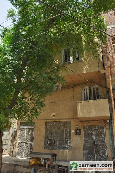 Beautiful And Triple Story House Is Available For Sale In Shamsia Colony Opposite Shamsia Park Near Haddi Jor Hospital  Okara