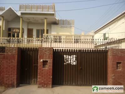 Corner Home Near To Bosan Road 60 Foot Front And 100 Ft Side Length