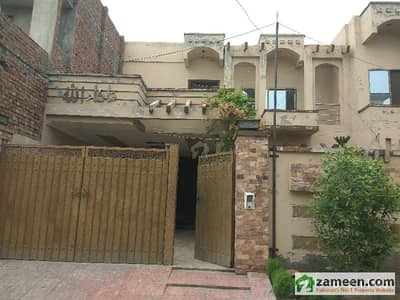 10 Marla House For Sale At Lasani Town