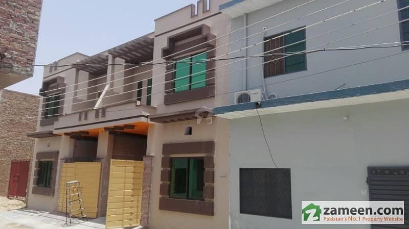 3 Marla Double Storey House