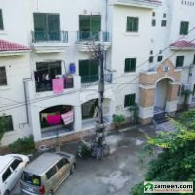 I Have Flat For Sale In Rehman Gardens