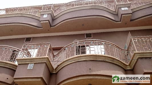4 Marla - 3 Storey House For Sale