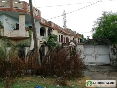 63 Marla House On Main Wazirabad Road Near Rehmat City