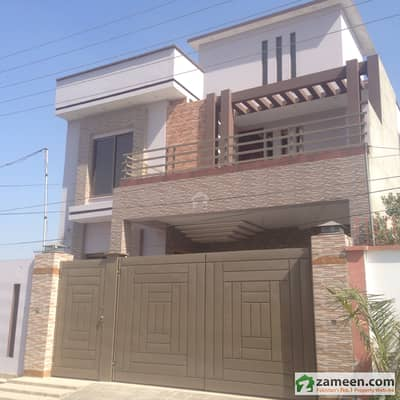 10 Marla Double Story Newly Constructed House For Sale