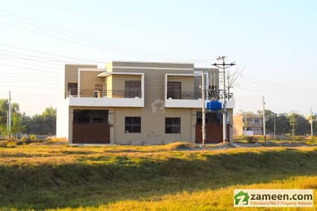 2 Houses For Sale In Green Homes Sargodha