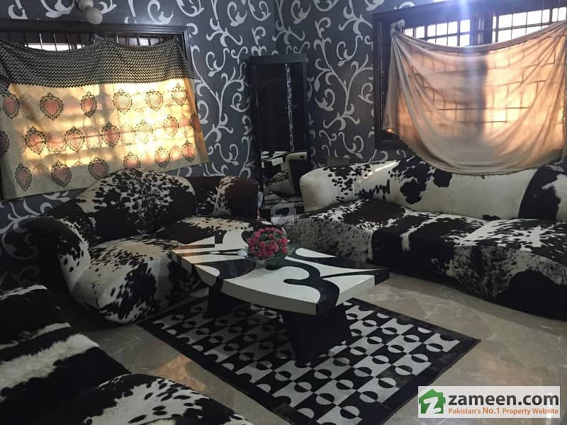 500 Sq Yards Corner Luxury Double Storey House In Vip Block 15 Gulistan E Jauhar