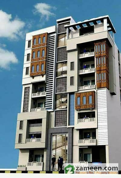 Flat For Sale At University Road