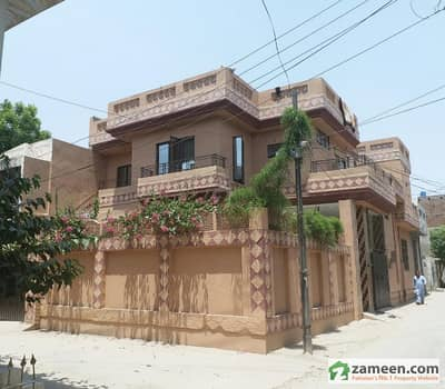 10 Marla Corner Double Story House For Sale