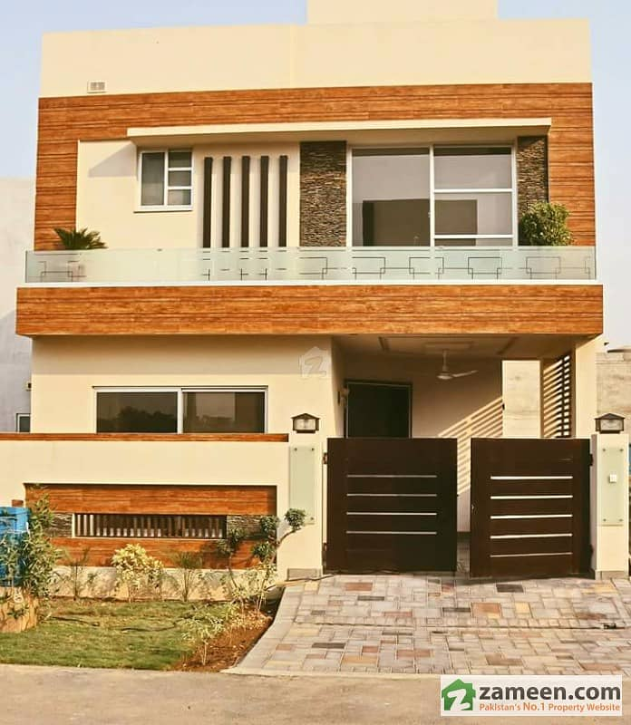 Brand New 5 Marla House Available For Rent In Dha Phase 6
