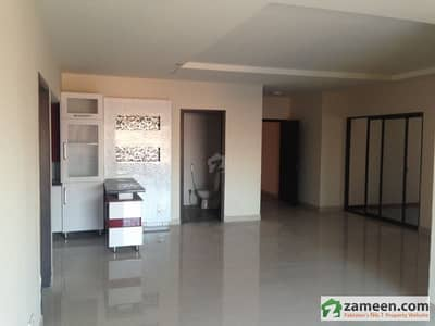 3 Bed 2000 Sq Ft Brand New Apartment in The Residence Clifton Block 8