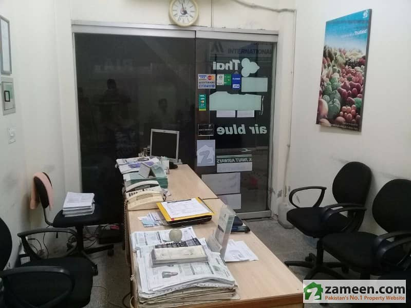 Ideal Office At Good Location