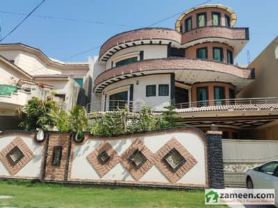 One Kanal Beautiful Constructed House For Sale In Green Avenue Society Park Road