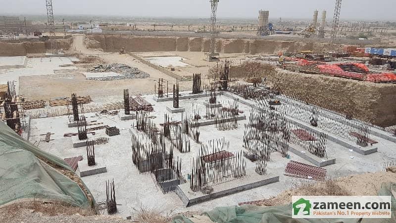 فضائیہ بنگلوز ناردرن بائی پاس کراچی میں 2 کمروں کا 6 مرلہ فلیٹ 46. 65 لاکھ میں برائے فروخت۔