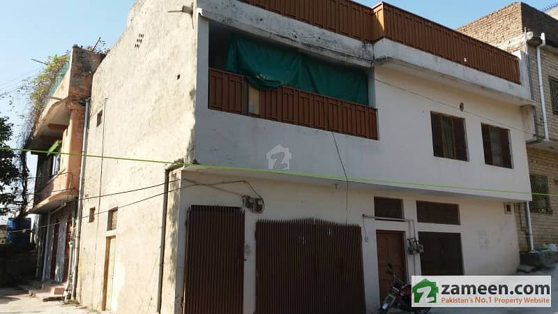 Indus Road No 1, Rawalpindi Cant , Double Unit House For Sale