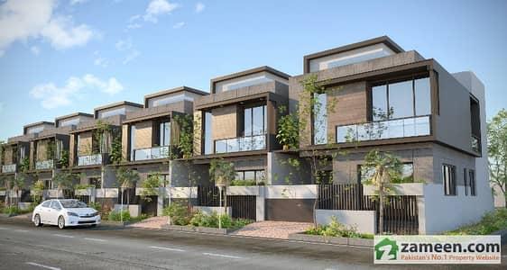Multi Meadows Villa 5 Marla Double Storey Double Unit Standard House