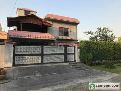 State Life - 1 Kanal Fully Furnished House For Sale Reasonable Price  Close To Park  Hot Location Easy Approach