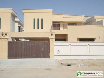Brand New West Open 350 Sq. Yd  Bungalow AFOHS Falcon Complex New Malir