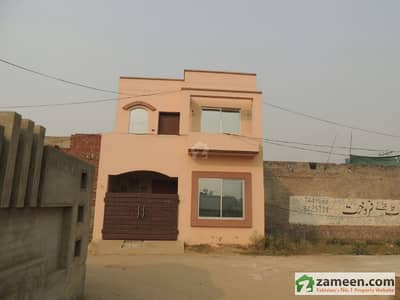 Double Story Brand New House 3 Marla House Available For For Sale Hair Society Bedian Road Cantt