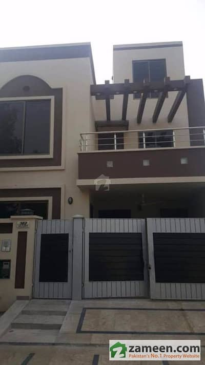 5 Marla Double Portion House For Sale
