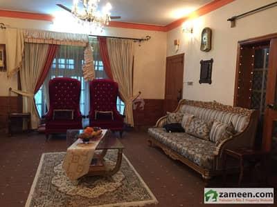 Flat For Sale At 2nd Floor - Army Flat In Askari 2 Saddar Peshawar Cant